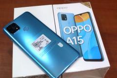 Thay pin Oppo A15