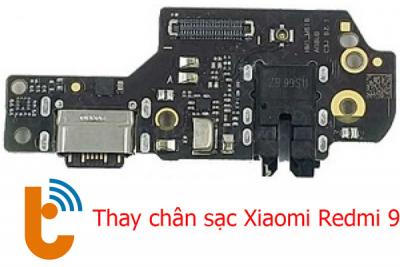 Thay chân sạc Xiaomi Redmi 9