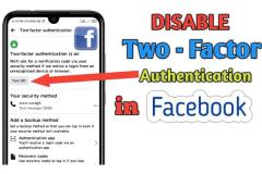 Cách bật tắt xác thực 2 yếu tố trên Facebook không phải ai cũng biết
