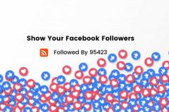 Hướng dẫn cách hiển thị số người theo dõi trên facebook