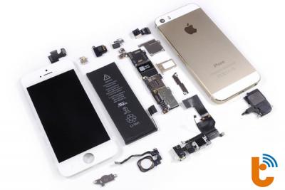 Thay vỏ iPhone 5, 5S, 5C
