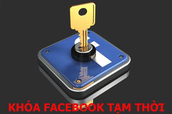 Cách khóa Facebook trên điện thoại 2021