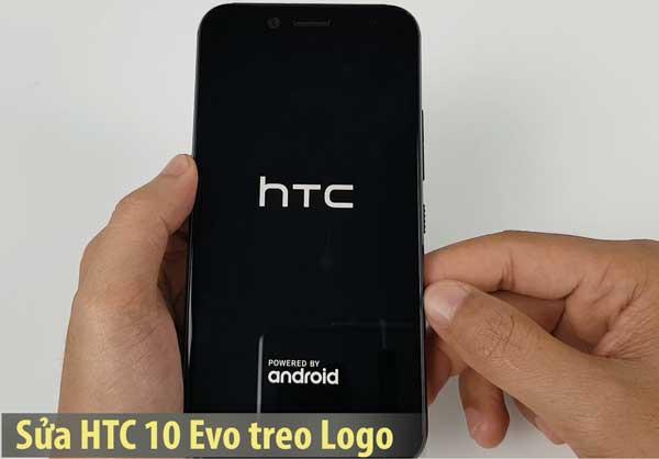 Điện thoại HTC 10 Evo treo logo, treo máy khắc phục như nào?