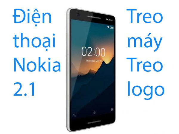 Sửa Nokia 2.1 treo logo, treo máy lấy ngay