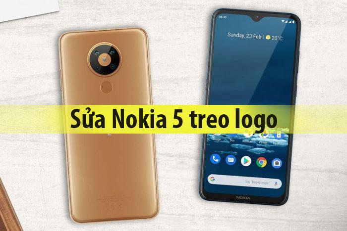 Fix, sửa lỗi điện thoại Nokia 5 treo logo, treo máy nhanh nhất