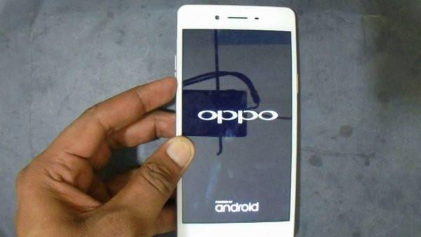 Điện thoại Oppo F1s treo logo khắc phục như thế nào?