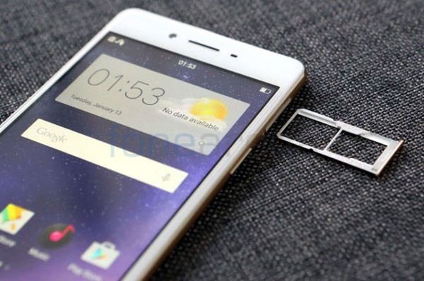 Lỗi điện thoại Oppo F5 không nhận sim: Nguyên nhân và cách khắc phục