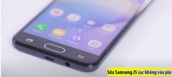 Fix, Sửa lỗi Samsung Galaxy J5 Prime sạc không vào pin