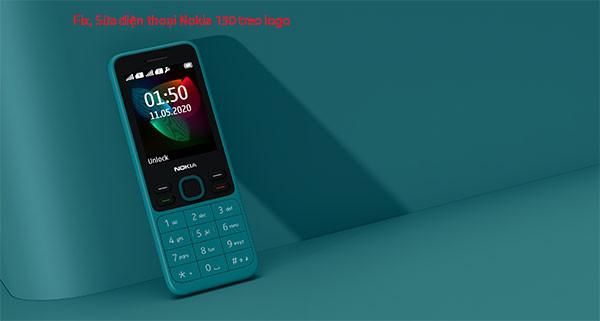 Fix, Sửa Nokia 150 treo logo