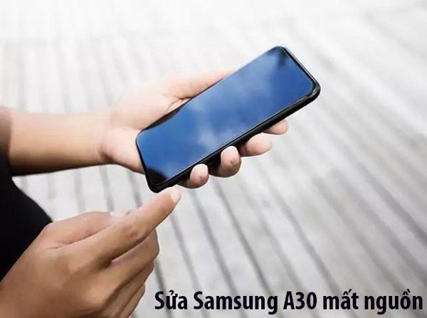 Samsung A30 mất nguồn, hao nguồn đâu là cách khắc phục hiệu quả nhất?