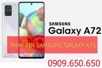 Thay pin Samsung Galaxy A72
