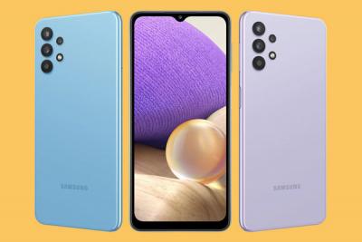 Thay màn hình Samsung Galaxy A32