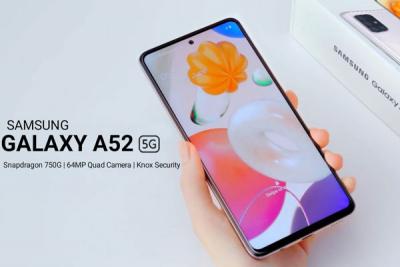 Thay màn hình Samsung Galaxy A52