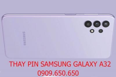 Thay pin Samsung Galaxy A32