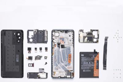 Thay pin Xiaomi Redmi K40