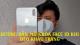 Hướng dẫn mở Face ID khi đeo khẩu trang