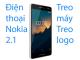 Sửa Nokia 2.1 treo logo