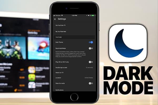 Cách bật chế độ tối Dark More trên Facebook & Messenger