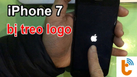 Sửa iPhone 7,7 Plus bị treo táo