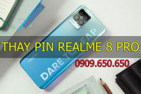 Thay pin Realme 8 Pro