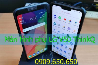 Màn hình phụ LG V50 ThinkQ