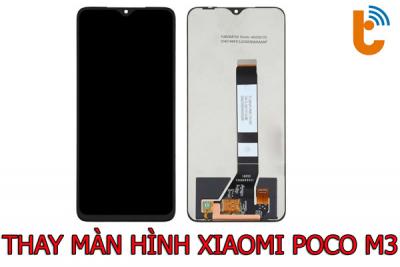 Thay màn hình Xiaomi Poco M3