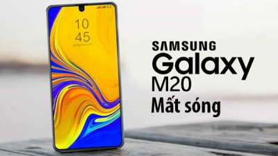 Sửa Samsung Galaxy M20 mất sóng