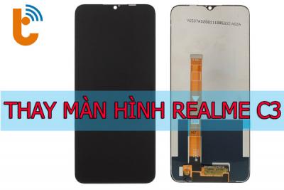 Thay màn hình Realme C3, C3i
