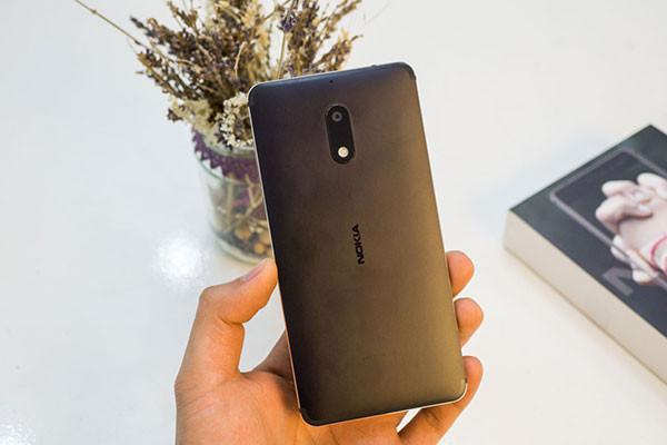 Sửa Nokia 6 sạc không vào pin