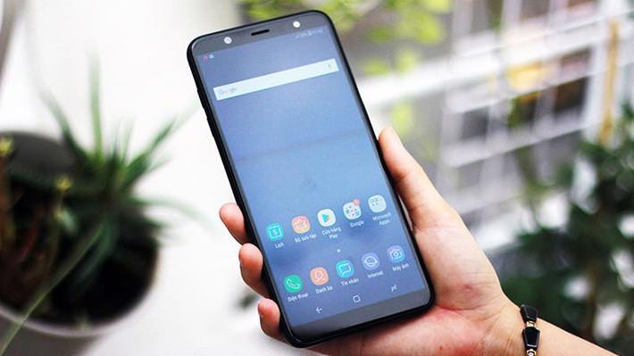 Sửa Samsung J8 liệt cảm ứng