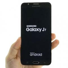 Samsung j7 treo logo