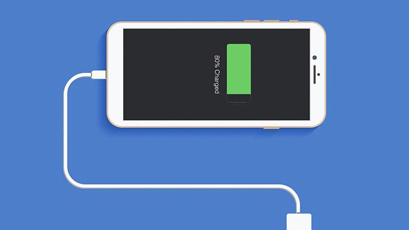 Cách nhận biết iPhone sạc đầy pin