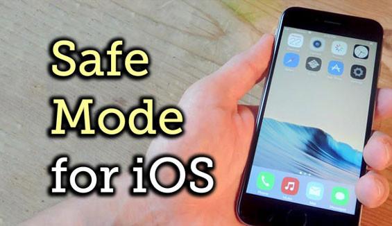 Hướng dẫn cách bật chế độ safe mode trên iPhone có thể bạn chưa biết