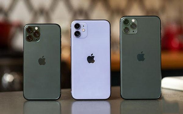 Sửa iPhone 11 không lên nguồn