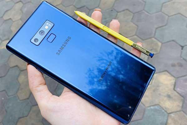 Sửa Samsung Note 9 sạc không vào pin