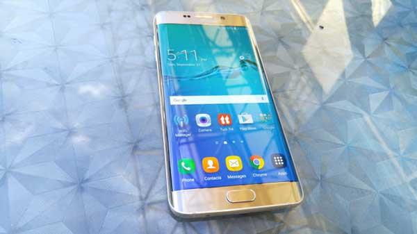 Sửa Samsung S6 Edge mất nguồn