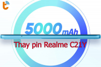 Thay pin Realme C21Y