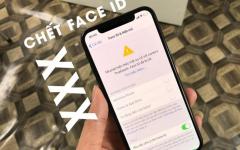 Vì sao iPhone Xs Max không nhận diện khuôn mặt? Cách sửa hiệu quả nhất