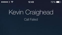 Khắc phục lỗi iPhone không gọi đi được