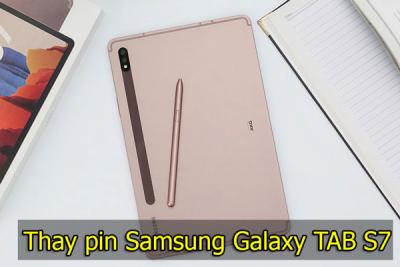 Thay pin Samsung Galaxy Tab S7