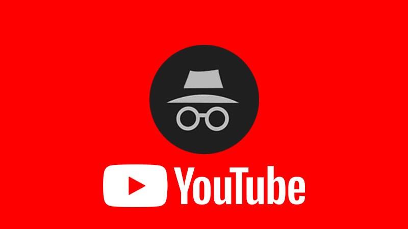 Hướng dẫn bật chế độ ẩn danh khi xem Youtube