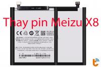Thay pin Meizu X8
