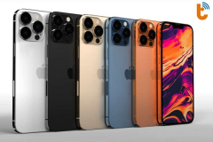 Thay vỏ iPhone 13, 13 Mini, 13 Pro Max