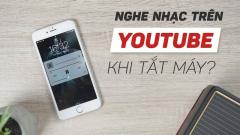 Hướng dẫn cài tự động tắt Youtube và nhạc trên iPhone