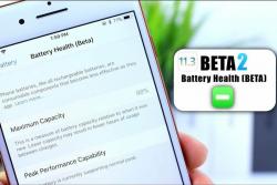 Nguyên nhân của tình trạng dung lượng tối đa pin iPhone tụt nhanh là gì?