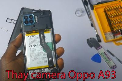 Thay camera trước, camera sau Oppo A93