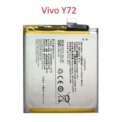 Thay pin Vivo Y72