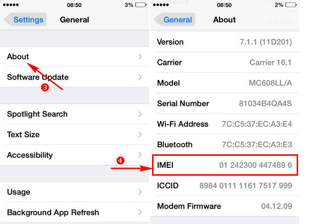check-imei-iphone