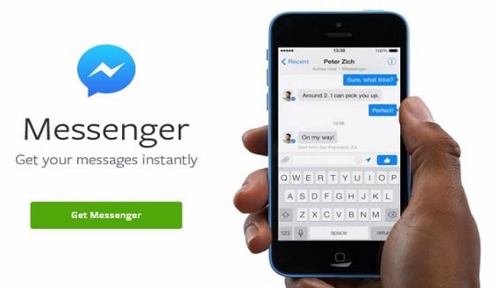 Cách xóa tin nhắn Facebook trên iPhone