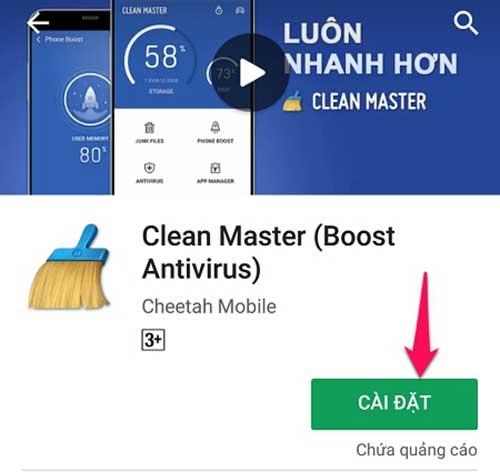 cách tắt ứng dụng chạy ngầm Android nhanh chóng - bước 3